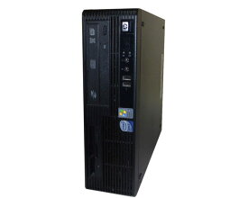 WindowsXP HP dx7400 SFF GD385AV 中古パソコン Core2Duo E6550 2.33GHz/2GB/80GB/DVDマルチ