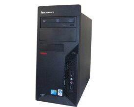 中古パソコン タワー型 OSなし Lenovo ThinkCentre M58 6239-RZ2 Core2Quad-Q8200 2.33GHz/2GB/500GB/マルチ