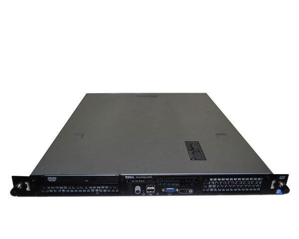 DELL PowerEdge R200【中古】Xeon-X3330 2.66GHz/2GB/250GB×2