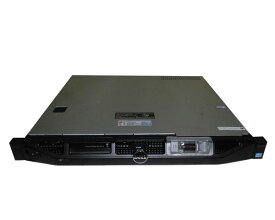 DELL PowerEdge R210 II 中古サーバー Xeon E3-1220 V2 3.1GHz/4GB/HDDなし