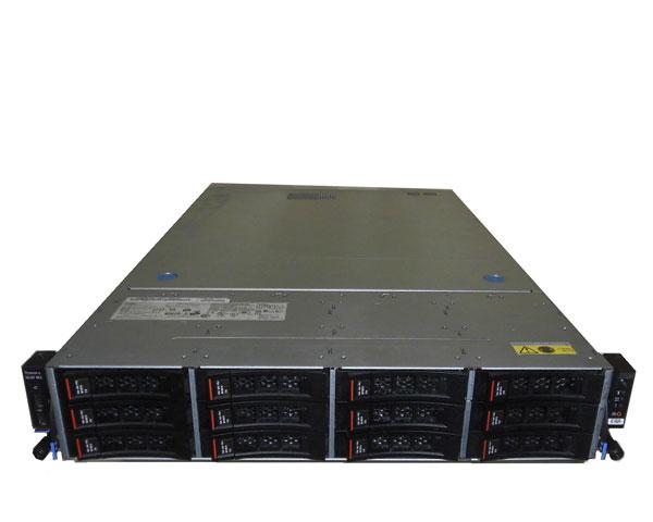 IBM System x3630 M4 7158-AC1(7158-FT1)【中古】Xeon E5-2440 2.4GHz/32GB/3TB×10
