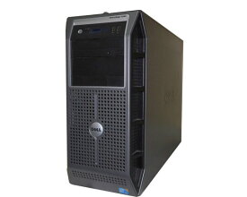 DELL PowerEdge T300 中古サーバー Xeon-E3113 3.0GHz/4GB/500GB×1