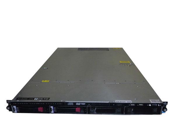 HP ProLiant DL160 G6 491532-B21【中古】Xeon E5506 2.13GHz×2/4GB/300GB×2