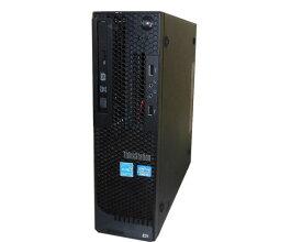 難あり Windows10 Pro 64bit 中古ワークステーション Lenovo ThinkStation E31 3695-1B9 Core i5 3470 3.2GHz/4GB/250GB