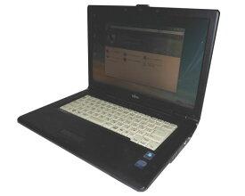 難あり 中古ノートパソコン Vista 富士通 FMV-A8270 (FMVNA8HEC) Core2Duo P8400 2.2GHz/2GB/320GB/DVDコンボ