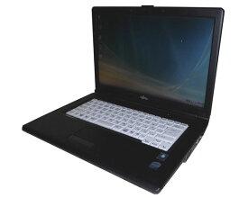 ワケあり(バッテリーNG) 中古ノートパソコン Vista 富士通 FMV-A8270 (FMVNA8HEC) Core2Duo P8400 2.2GHz/2GB/80GB/DVDコンボ