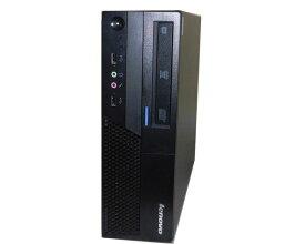 中古パソコン デスクトツプ 本体のみ Vista Lenovo ThinkCentre M58 7638-CD2 Core2Duo E7500 2.93GHz/1GB/160GB/マルチ