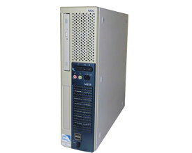 中古パソコン OSなし NEC MATE MY18XE-8 (PC-MY18XEZ78) Celeron 430 1.8GHz/1GB/160GB/DVD-ROM