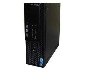 中古ワークステーション Windows7 Pro 64bit DELL PRECISION T1700 SFF Xeon E3-1240 V3 3.4GHz/8GB/500GB/Quadro K600
