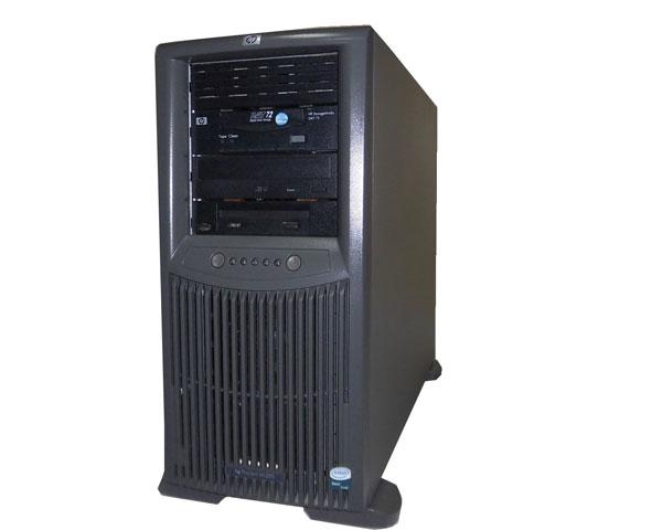 HP ProLiant ML350 G4p 380196-291【中古】Xeon-3.2GHz×2/3GB/73GB×2