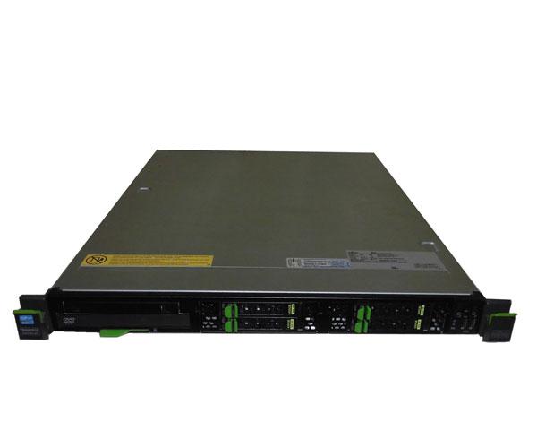 富士通 PRIMERGY RX100 S7 PYR107R2S【中古】Xeon E3-1240 3.3GHz/4GB/450GB×2