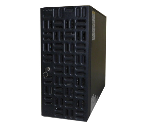 HITACHI HA8000/TS10 CK (GQUT11CK-ABNNPTH)【中古】Xeon X3460 2.8GHz/8GB/300GB×3