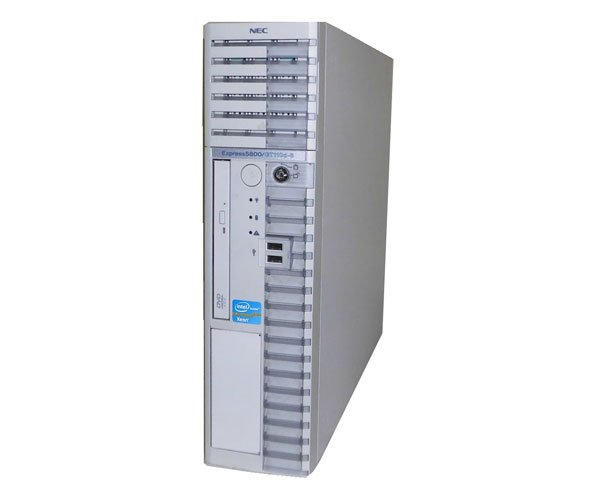 NEC Express5800/GT110d-S (N8100-1772Y)Xeon E3-1220 3.1GHz/4GB/73GB×2【中古】
