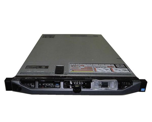 DELL PowerEdge R620【中古】Xeon E5-2609 2.4GHz/16GB/300GB×2/RAID/AC*2
