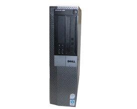 Vista DELL OPTIPLEX 960 DT Core2Duo E7300 2.66GHz 2GB 160GB DVDマルチ 中古パソコン デスクトップ