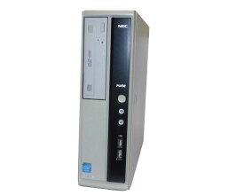 Windows8.1 Pro 64bit NEC Mate MJ27EL-H (PC-MJ27ELZZJBSH) Celeron G1620 2.7GHz メモリ2GB HDD 160GB DVDマルチ 中古パソコン デスクトップ 本体のみ