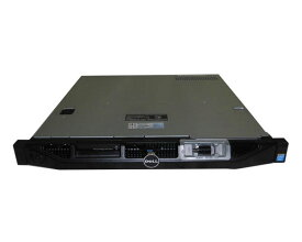DELL PowerEdge R210 II 中古サーバー Celeron-G530 2.4GHz/4GB/500GB×2