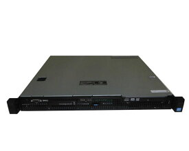 DELL PowerEdge R210 II 中古サーバー Xeon E3-1220 3.1GHz/4GB/500GB×2