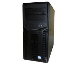 中古 DELL PowerEdge T110 Celeron G1101 2.26GHz 4GB 500GB DVD-ROM