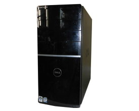 中古パソコン 中古デスクトップ タワー型 本体のみ Vista DELL VOSTRO 420 Core2Duo E8500 3.16GHz 2GB 160GB DVDマルチ GeForce 9800GT