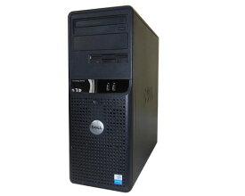 中古 DELL PowerEdge SC430 PentiumD-3.2GHz 512MB 160GB DVDコンボ