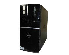 OSなし DELL VOSTRO 420 Core2Quad Q9550 2.83GHz 4GB HDDなし DVDマルチ Radeon HD3650 中古パソコン 中古デスクトップ タワー型 本体のみ