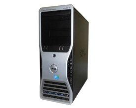 DELL PRECISION T3400 Windows7 Pro 32bit 中古ワークステーション Core2Duo E7500 2.93GHz 2GB 80GB DVD-ROM Quadro FX1700