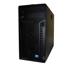 中古 DELL PowerEdge T410 Xeon E5530 2.4GHz 4GB 300GB×1 (SAS) DVD-ROM AC×2