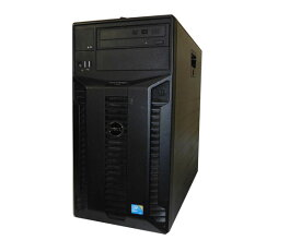 中古 DELL PowerEdge T310 Xeon X3470 2.93GHz 12GB 300GB×1 (SAS 3.5インチ) DVDマルチ AC*2