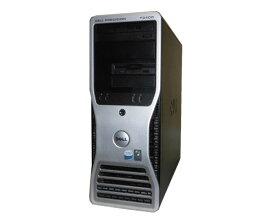 DELL PRECISION T3400 WindowsXP Core2Duo E6550 2.33GHz 3GB 500GB Quadro FX570 中古ワークステーション