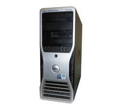 DELL PRECISION T3400 WindowsXP Core2Duo E8200 2.66GHz 4GB 250GB Quadro FX570 中古ワークステーション