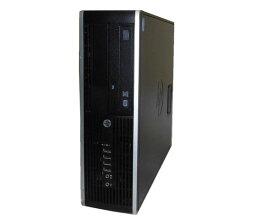 OSなし HP Compaq Pro 6300 SF (F0S70PA#ABJ) 第3世代 Core i5-3470 3.2GHz 4GB 500GB DVDマルチ 中古パソコン デスクトップ 本体のみ 中古PC