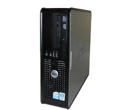 OSなし DELL OPTIPLEX 745 SFF Pentium4-3.0GHz 1GB 80GB DVDコンボ 中古パソコン デスクトップ