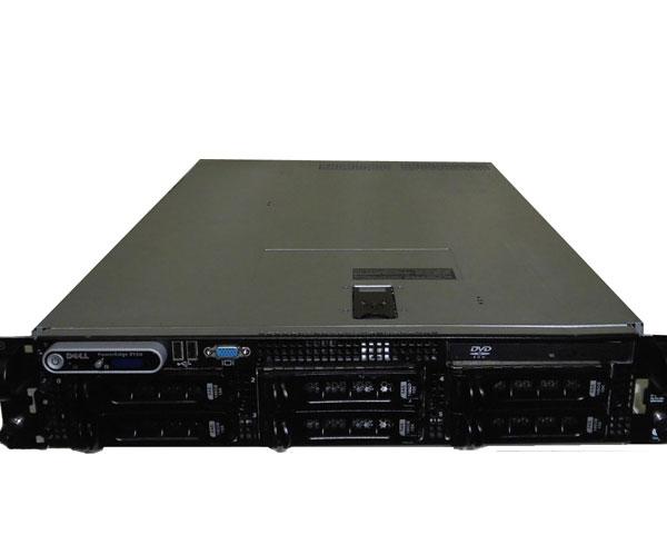 DELL PowerEdge 2950-2【中古】Xeon E5345 2.33GHz/16GB/146GB×1