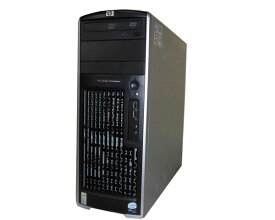 WindowsXP HP WorkStation XW6400 中古ワークステーション Xeon 5130 2.0GHz/2GB/80GB×2/Firepro V3900