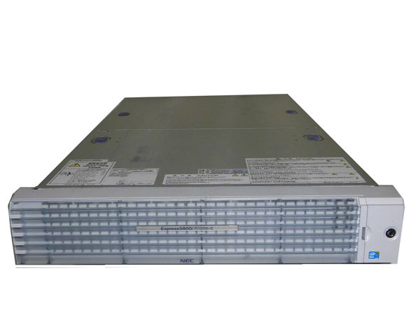 NEC Express5800/R120b-2(N8100-1652)【中古】Xeon E5620 2.4GHz/8GB/2TB×1/AC*2