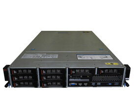 IBM System x3630 M4 7158-PAC 中古 Xeon E5-2407 2.2GHz 8GB HDDなし DVDマルチ ServeRAID M5110 AC*2