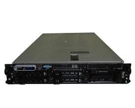 中古 DELL PowerEdge 2950-2 Xeon 5130 2.0GHz 2GB 36GB×1(SAS 3.5インチ) CD-ROM PERC 5i AC*2