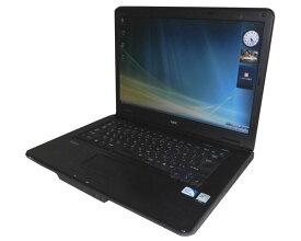 Vista NEC VersaPro VJ22MF-7 (PC-VJ22MFZ77) Celeron 900 2.2GHz 1GB 80GB DVDコンボ 中古ノートパソコン