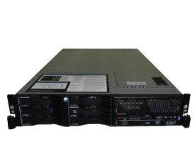 中古 IBM eServer X346 8840-55J Xeon 3.8GHz×2 8GB 146GB×1 (SAS) DVDコンボ AC*2