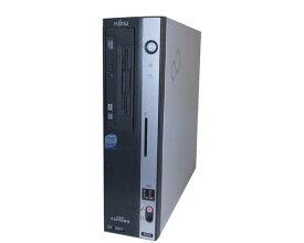 OSなし 富士通 FMV-D5270 (FMVDB2A0C1) Core2Duo-E7300 2.66Ghz 2GB HDDなし DVDマルチ 中古パソコン デスクトップ
