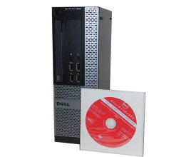 リカバリー付き Windows8.1 Pro 64bit デル DELL OPTIPLEX 9020 SFF 省スペース 第4世代 Core i5-4570 3.2GHz 8GB 500GB DVD-ROM 中古パソコン デスクトップ 本体のみ