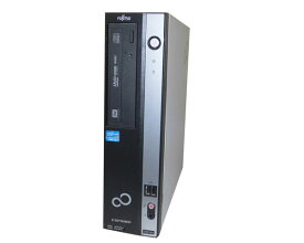 OSなし 富士通 ESPRIMO D551/FX (FMVXDE6L2Z) Core i3 3220 3.3GHz 4GB HDDなし DVDマルチ 中古パソコン デスクトップ ビジネスPC 省スペース型 本体のみ