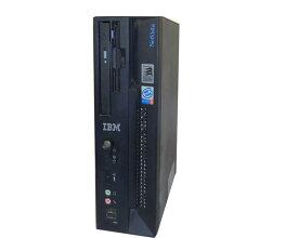 OSなし 中古パソコン IBM NetVista M42 Slim 6290-16J Pentium4-1.9GHz 256MB HDDなし CD-ROM