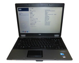 OSなし HP Compaq 6730b (GW687AV) Core2Duo-P8700 2.53GHz 2GB HDDなし DVDマルチ