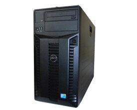 中古 DELL PowerEdge T410 Xeon E5502 1.86GHz 4GB 500GB×3 (SATA) DVD-ROM