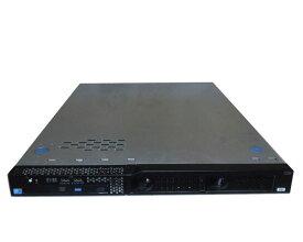 中古 IBM System X3250 M4 2583-PAS Xeon E3-1220 V2 3.1GHz 4GB 500GB×2 (SATA) DVD-ROM