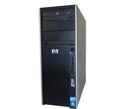 難あり OSなし HP Workstation Z400 VS933AV 空冷モデル 後期型 Xeon W3565 3.2GHz 4GB HDDなし DVD-ROM Quadro FX1800