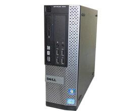 中古パソコン デスクトップ 本体のみ 省スペース型 Windows7 Pro 64bit DELL デル OPTIPLEX 7010 SFF Core i5-3470 3.2GHz/4GB/SSD 128GB/マルチ