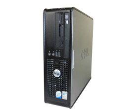 WinXP DELL OPTIPLEX 745 SFF 【中古】Core2Duo 6600 2.4GHz/2GB/80GB/DVDコンボ